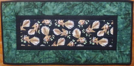 Fantail Table Runner