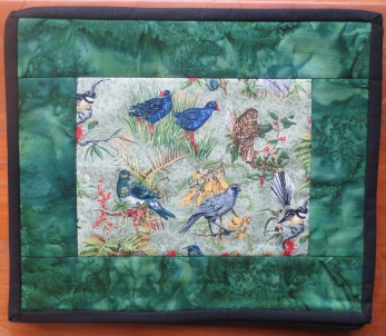 Dawn Chorus Table Mats - set of 4