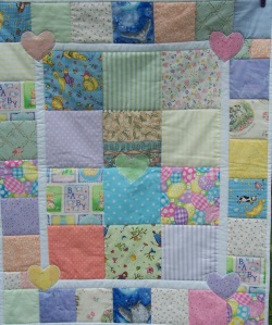 Colourful Play Quilts for Children